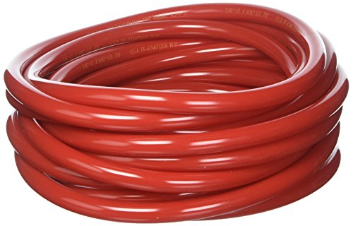 5//16in ID x 25ft Accuflex 204-0509 Red PVC Tubing