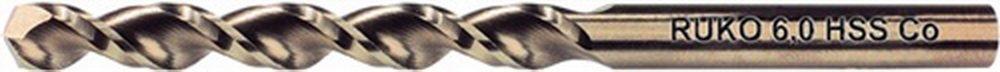 HSS-G Co5 Broca espiral DIN338/tl3000/d.14/mm