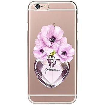 Amazon.com: Perfume Flower Slim Iphone 5C Case, Clear