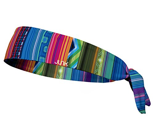 JUNK Brands On The Border Flex Tie Headband, Regular Width