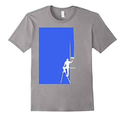 Men's Funny Creative T-Shirt.Painter, Artist, tattoo arti...