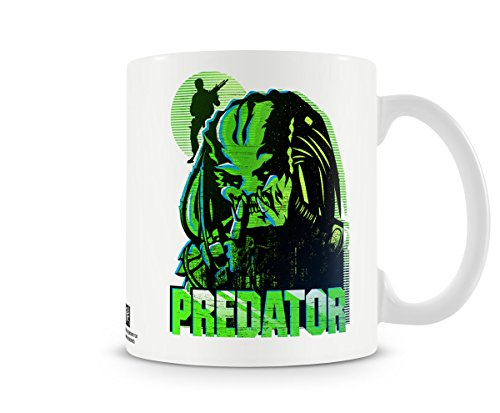 Officially Licensed Predator Coffee Mug