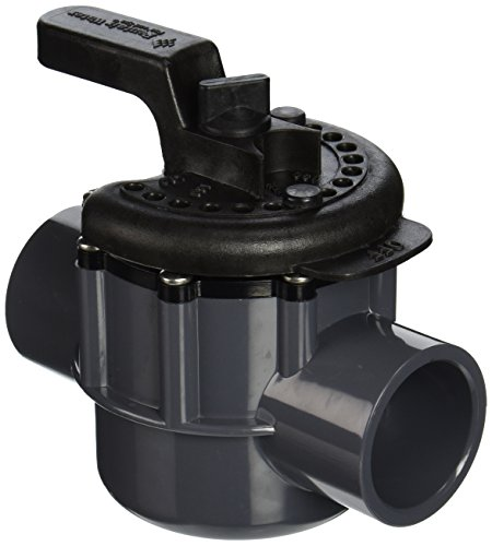 Pentair Pool Products Handle (Pentair 263038 1-1/2-Inch 2-Way PVC Diverter Valve)
