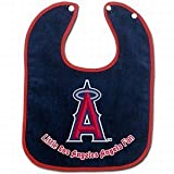 WinCraft MLB Angels WCRA0115914 All Pro Baby Bib