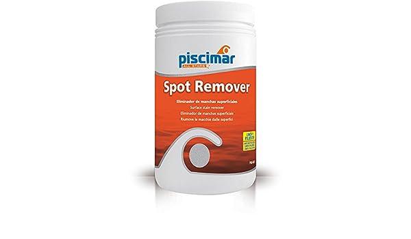 PM-665 Spot Remover: eliminador Manchas Superficiales en Paredes, Fondo y Escalera de Piscina. Bote 0.7 kg.: Amazon.es: Jardín