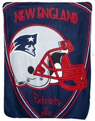 The Northwest Company Team Logo Soft Fleece Throw Blanket 40 in x 50 in