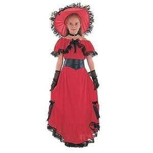 Scarlet O'Hara. Budget (M) (disfraz)