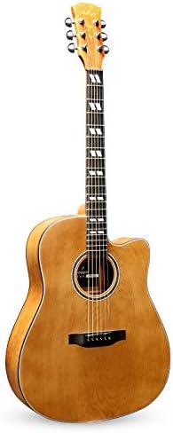 Una guitarra de madera / instrumento de cuerda,H: Amazon.es ...