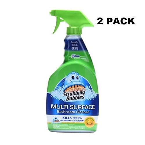 Disinfectant Foaming Bathroom Cleaner - 9