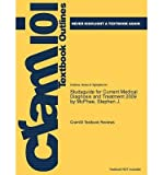 img - for [ Studyguide for Current Medical Diagnosis and Treatment 2009 by McPhee, Stephen J. Cram101 Textbook Reviews ( Author ) ] { Paperback } 2013 book / textbook / text book