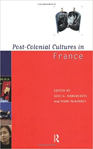 Post-Colonial Cultures in France