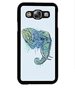 SAMSUNG GALAXY E7 BACK COVER CASE BY instyler