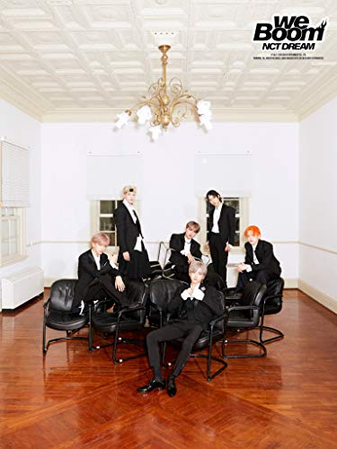 NCT Dream - Mini Album Vol.3 We Boom [WE Ver.+Boom Ver. Set] - [Pre Order] Pack with Pre Order Benefit, Extra Decorative Sticker Set, Photocard Set