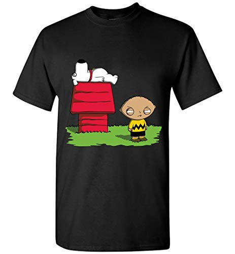 Funny Costume T-Shirt Brian Griffin Snoopy