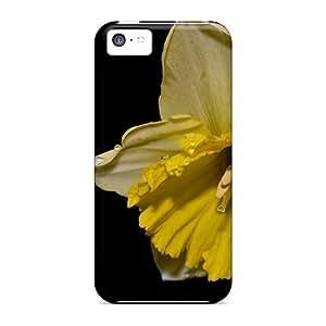 HIkhffm7727vzbOj Anti-scratch Case Cover Mwaerke Protective Just A Daff Case For Iphone 5c