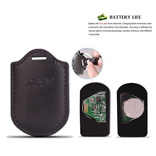 XYH Key Finder,Key Tracker Phone Finder Bluetooth Tracking Device,Long Life Replaceable Battery.Cell Phones and Car Keys Locator.
