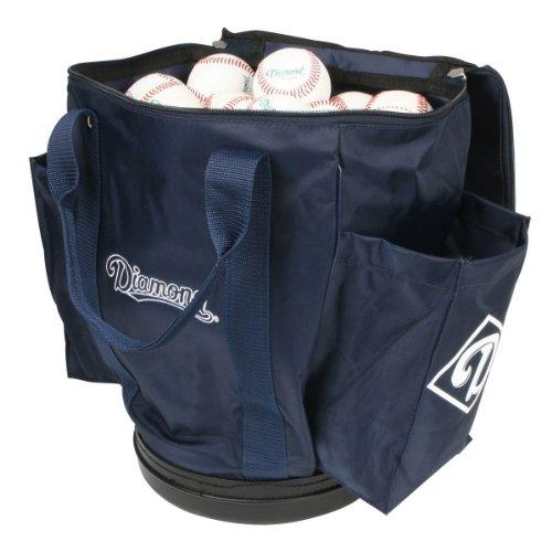 Diamond Ball Bag (Navy) -