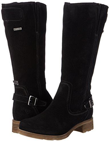 25633 Long Classic Black Women's Schwarz Cold Length 001 Boots Tamaris Lined black ZYdIqZw