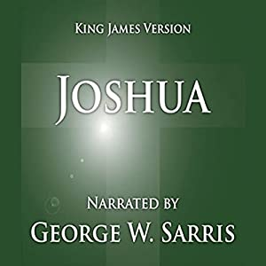 The Holy Bible - KJV: Joshua Audiobook