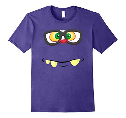 Mens Geeky Monster Birthday Party Halloween Costume T-Shirt XL (Geeky Costumes)