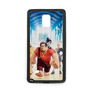 Samsung Galaxy Note4 N9108 Csaes phone Case Wreck it ralph PHW91452