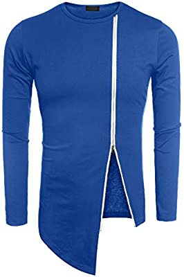DAZZILYN Mens Casual Basic Thermal Turtleneck Slim Fit Pullover Thermal Sweaters