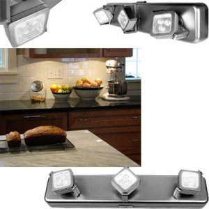 Wireless 9 Led Under Cabinet Lighting System