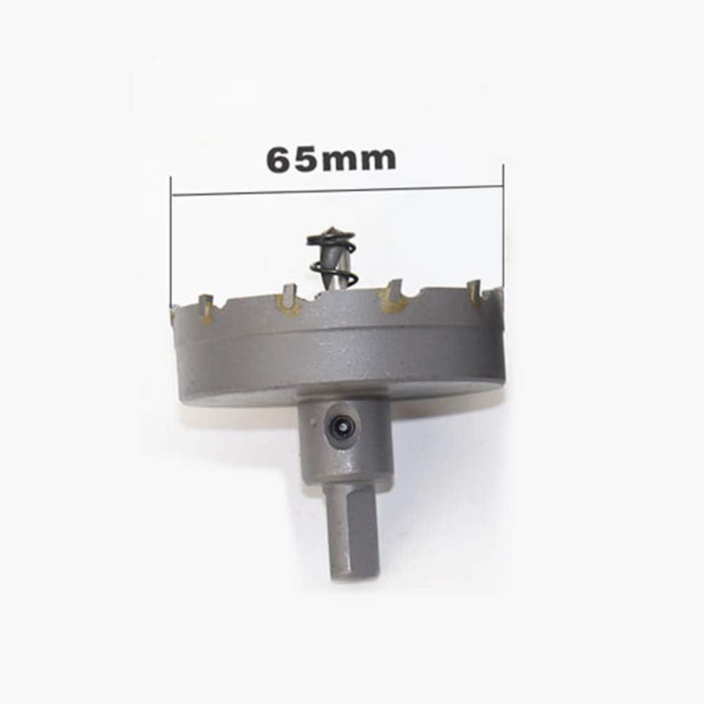 15mm Rummyluckjp Seghe a Tazza in Carburo TCT Core Punte da Trapano Dente in Acciaio al Tungsteno Sega a Tazza per Acciaio Inossidabile Rame Alluminio Legno Ferro