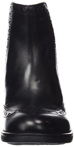 Schwarz Chelsea Geox Bottes Fille A Blackc9999 Agata wZaFqXa6