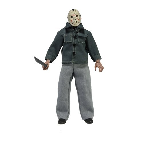 Star images 8-Inch Friday The 13th Jason Action Doll by Star images