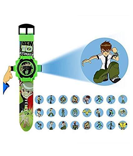 Ben 10 Projector  Green