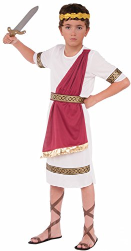 Forum Novelties Child's Caesar Costume White