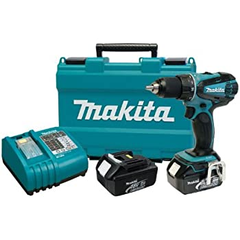 Makita LXFD01 18V LXT Lithium-Ion Cordless 1/2 Inch Driver-Drill Kit (Discontinued by Manufacturer)
