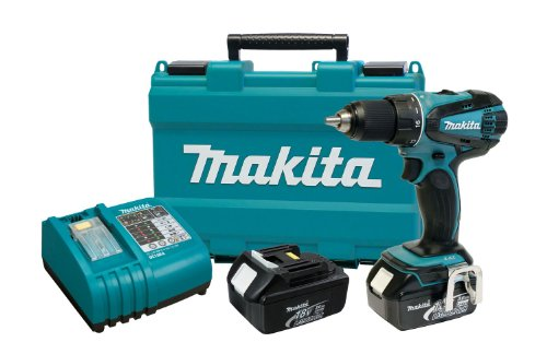 Makita LXFD01 18V LXT Lithium-Ion Cordless 1/2 Inch Driver-Drill Kit (Discontinued by Manufacturer) Review