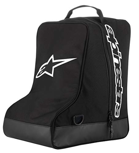 Alpinestars Boot Bag (One Size, Black White)