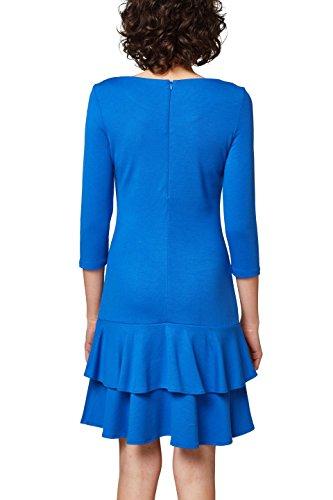 411 Vestito Blue Esprit 2 Blu bright Donna UwpqO
