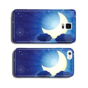 Night sky theme image 3 cell phone cover case Samsung S6