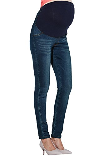 Sweet Mommy Maternity Stretch Jeans product image