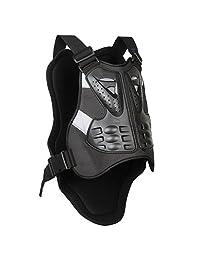 MagiDeal Protector Pecho Espina Dorsal Cuerpo Chaleco Motocross Motocicleta Espalda Equitación Ciclismo