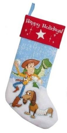 "Disney Toy Story Woody Stocking (18.5"")"