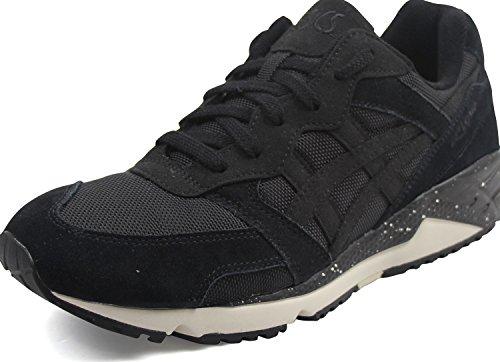 ASICS Tiger - Mens Gel-Lique Sneakers, Size: 7 D(M) US, Color: Black/Black