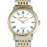 Maurice Lacroix Women's LC6063-PS103-110 Les Classiques Analog Display Swiss Automatic Silver Watch