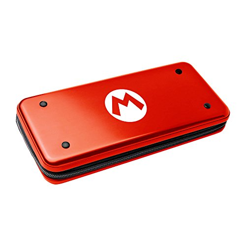HORI Nintendo Switch Alumi Case (Mario Edition) Officially Licensed By Nintendo - Nintendo Switch ()