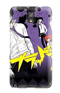 CaseyKBrown Case Cover For Galaxy Note 3 - Retailer Packaging Blood Lad Protective Case