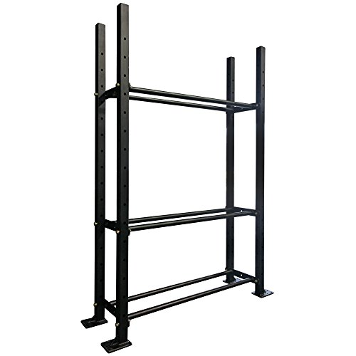 Titan 74'' 3-Tier Mass Storage System For Fitness Equipment by Titan Fitness