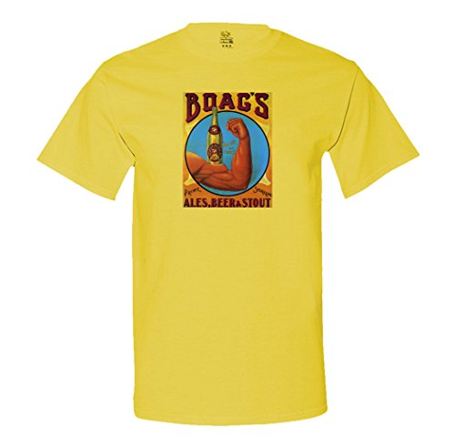 minty-tees-vintage-boags-ales-beer-stout-x-large-yellow-mens-shirt