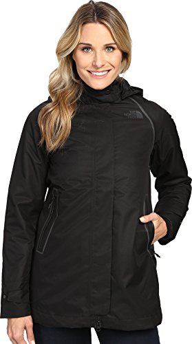 The North Face Women's Mosswood Triclimate Jacket TNF Black (Prior Season) (Ultimate Loft Jacket)
