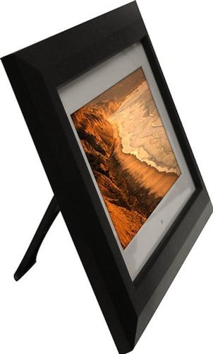Axion 9-Inch 16 : 9 Widescreen LCD Digital Photo Frame (AXN-9900) Black
