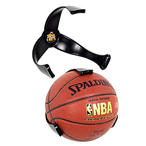 Storage Rack - 1pcs Fashion Home Use Decor Plastic Ball Claw Wall Mount Basketball Holder Football Storage Rack - Folding Brooms HangerToys Sink Tall Tower Tags Dividers Paper Mini Ho