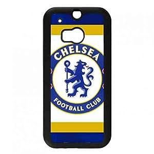 Htc One M8 phone skin with Premier League Team Logo designed,Personalized custom Chelaes Football Club funda Cover